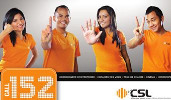 CSL – 152 campaign