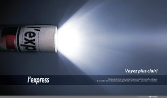 L'express – voyez plus clair