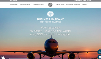 Mon Tresor Business Gateway – Website