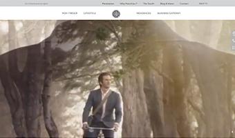Mon Tresor – Website