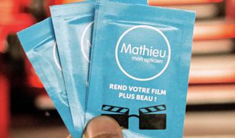 Mathieu – Brand activation