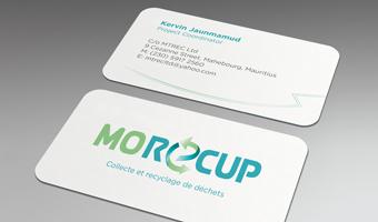 Mo Recup – Brand identity
